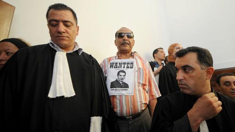 Verfahren gegen Ben Ali: Symbol-Prozess gegen einen Exilanten