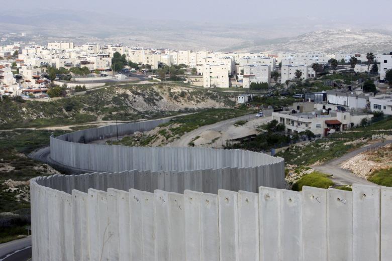 Israelische sperranlagen 700 kilometer unfriede zeit online for Muro de separacion jardin