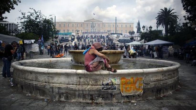Schuldenkrise: Das griechische Volk ist unschuldig