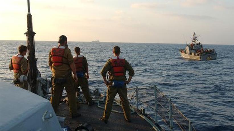 """Gaza-Flottille: """"Israel kann und darf Hilfsschiffe nicht durchlassen"""""""