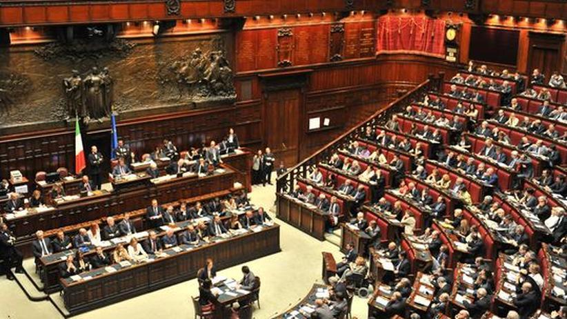 Schuldenkrise: Italien beschließt Milliardensparpaket