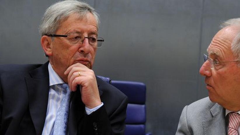 Währungsstabilität: EU-Finanzminister beschließen ständigen Euro-Rettungsfonds
