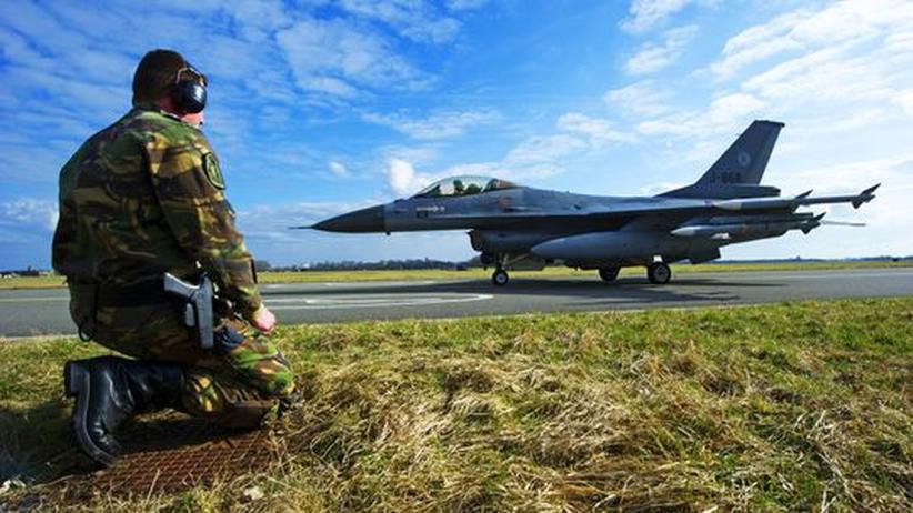 """Militärhilfe: """"Die militärischen  Fähigkeiten sind nicht da"""""""