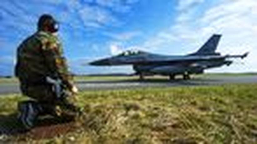 Militärhilfe: Europas militärische Fähigkeiten sind beschränkt