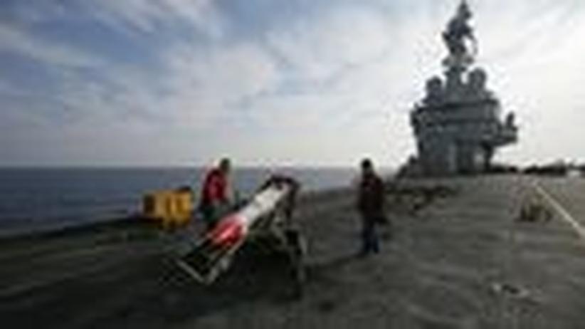 Militäreinsatz: Endstation Libyen