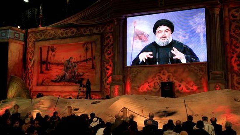 Nahost-Konflikt: Hisbollah regiert den Libanon
