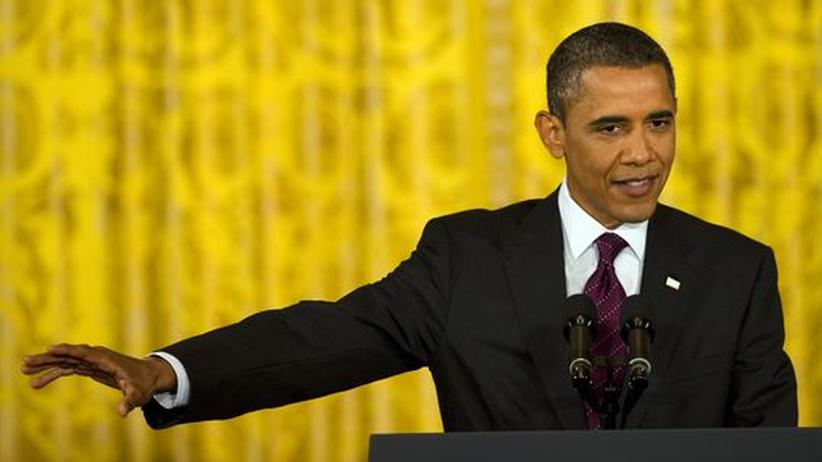 Schuldenkrise: Obama warnt Republikaner vor Konkurs der USA