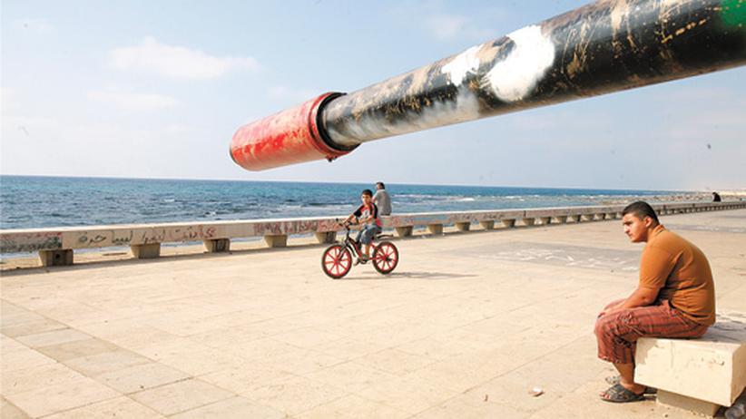 Arabische Unruhen: Libyens Revolution verliert ihren Glanz
