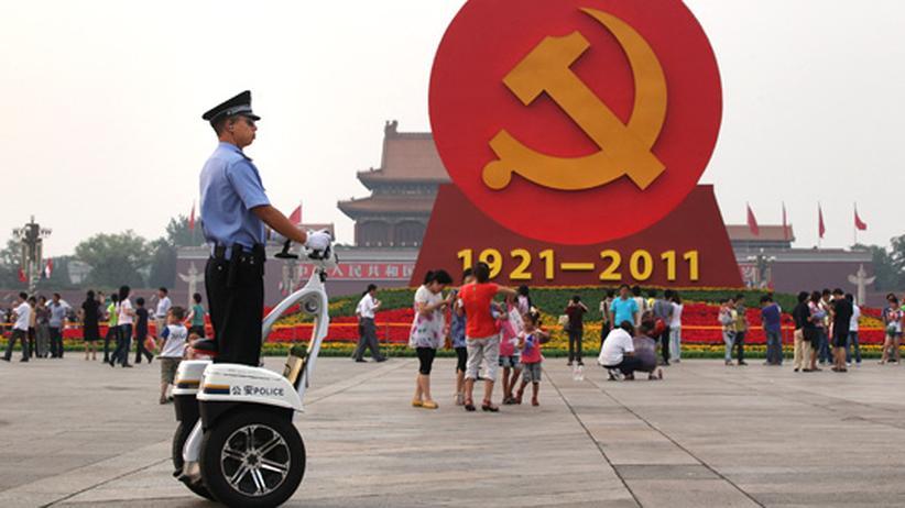 90 Jahre KPCh: Großvater Guo Sheng hält wacker zum Großen Vorsitzenden Mao