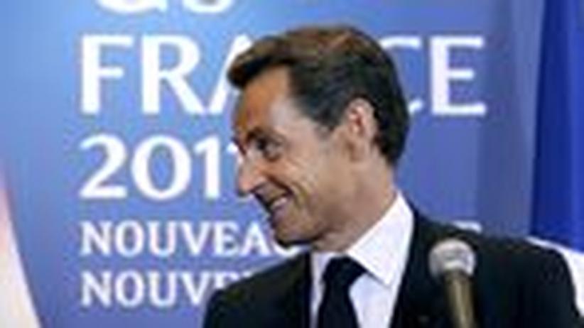 Nicolas Sarkozy: Im Jahr des Hahns
