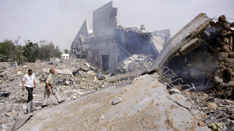 Militäreinsatz in Libyen: Nato fühlt sich stark genug