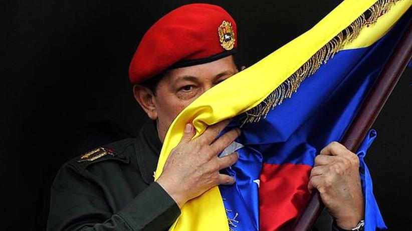 Venezuela: Chávez lässt seine Rückkehr feiern