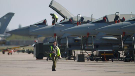 Typhoon Euro Fighter