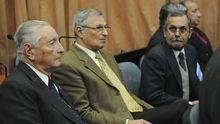 Ex-Angehörige des argentinischen Militärs wurden zu teilweise lebenslangen Haftstrafen verurteilt.
