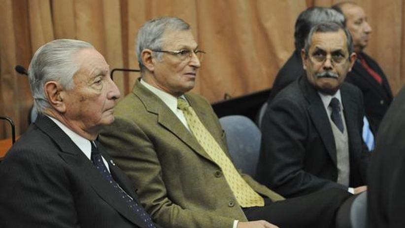 Militärdiktatur : Urteil gegen argentinische Folterknechte