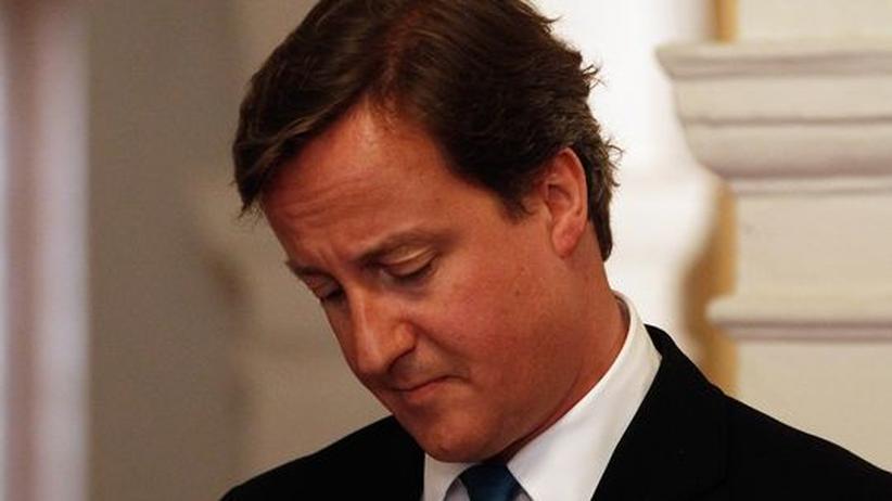 Murdoch-Affäre: Großbritanniens Premier David Cameron
