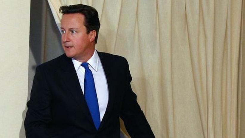 Murdoch-Affäre: Cameron kämpft um seinen Ruf