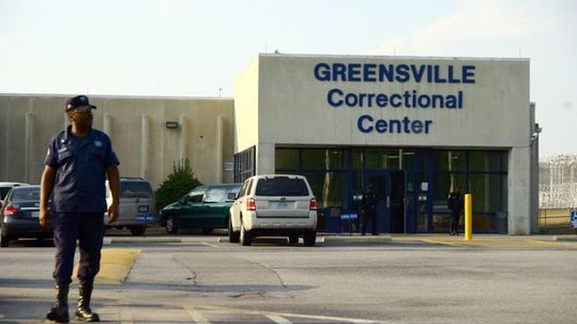 Todesstrafe: Das Greensville Gefängnis in Jarratt, Virginia: Hier wurde unter anderem Teresa Lewis als eine der wenigen Frauen per Giftspritze hingerichtet.