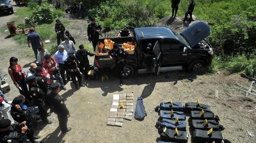 Drogenkrieg: Guatemala im Würgegriff der Kartelle