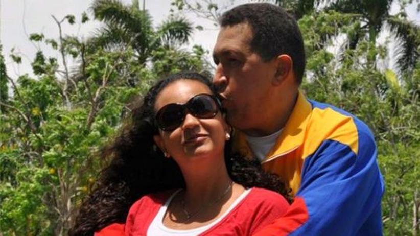 Krebserkrankung: Chávez zurück in Venezuela