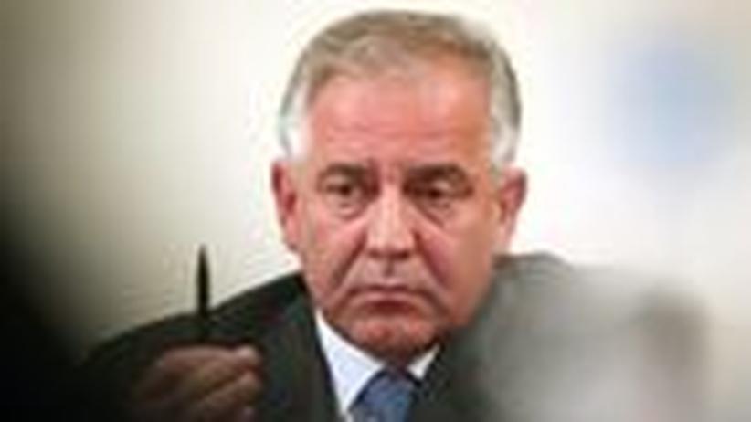 Auslieferung: Ex-Ministerpräsident Sanader in U-Haft in Zagreb