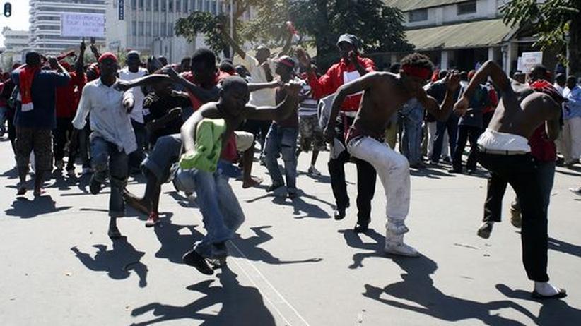 Südostafrika: Tote bei Protesten in Malawi