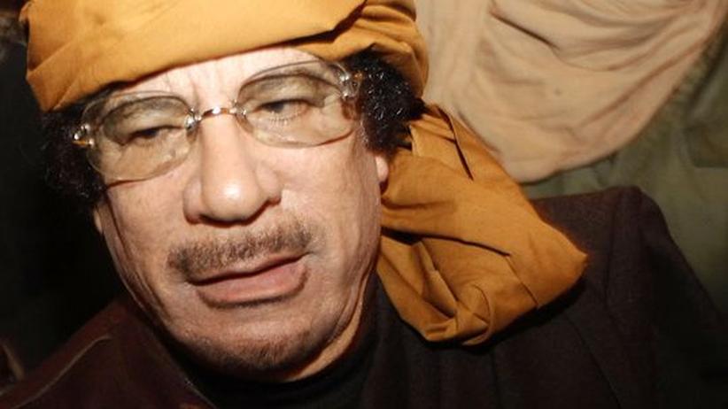 Libyen: Gadhafi ruft zum Heiligen Krieg auf