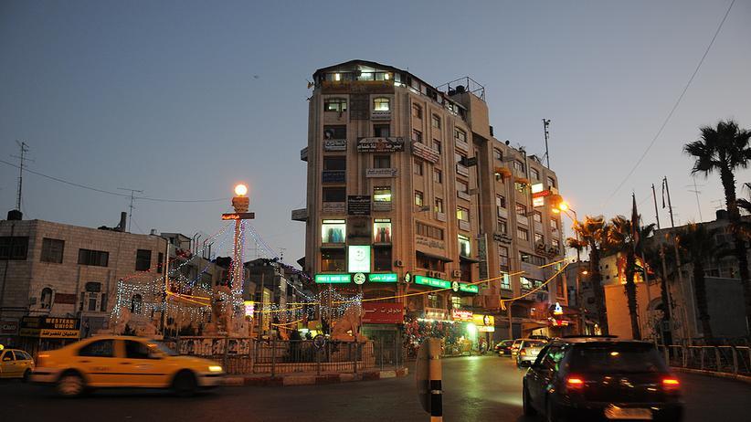 Westjordanland: Ramallah blüht