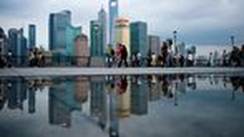 Finanzkrise: Armer Westen, starkes China