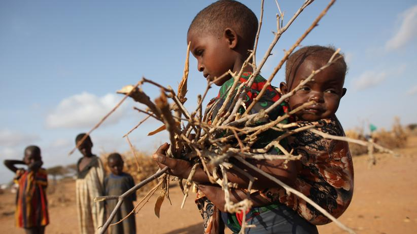 Hungersnot in Ostafrika: Ein Wasserhahn für 160 Familien