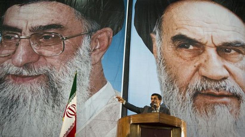 Irans Präsident Achmadineschad