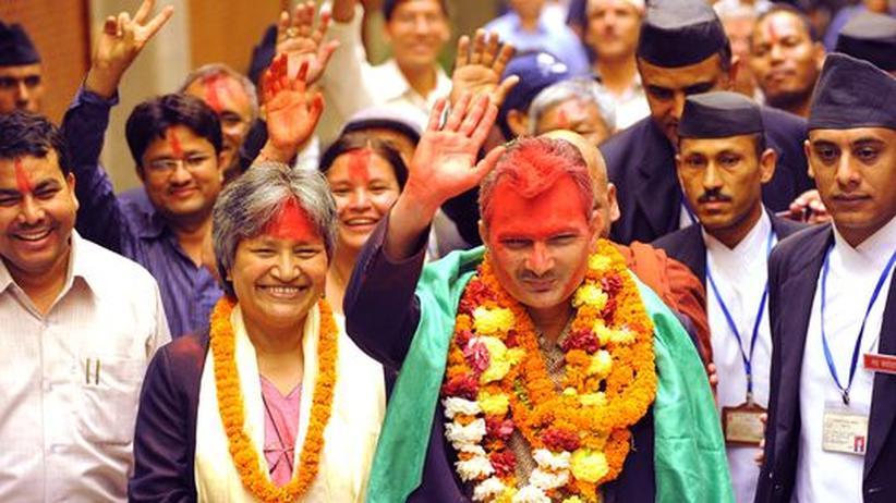 Neuwahlen: Maoist wird neuer Ministerpräsident Nepals
