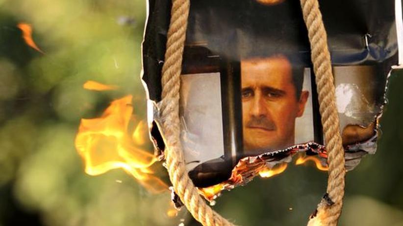 Aufstand in Syrien: Das Assad-Regime reagiert nur noch mit Gewalt