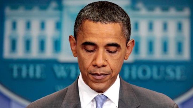 Haushaltskrise: Obama verkündet Einigung im US-Schuldenstreit