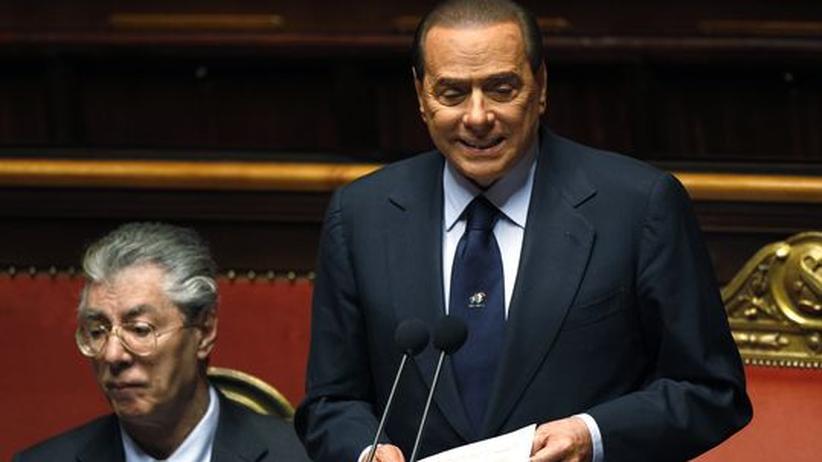 Italien: Berlusconi kippt Reichensteuer