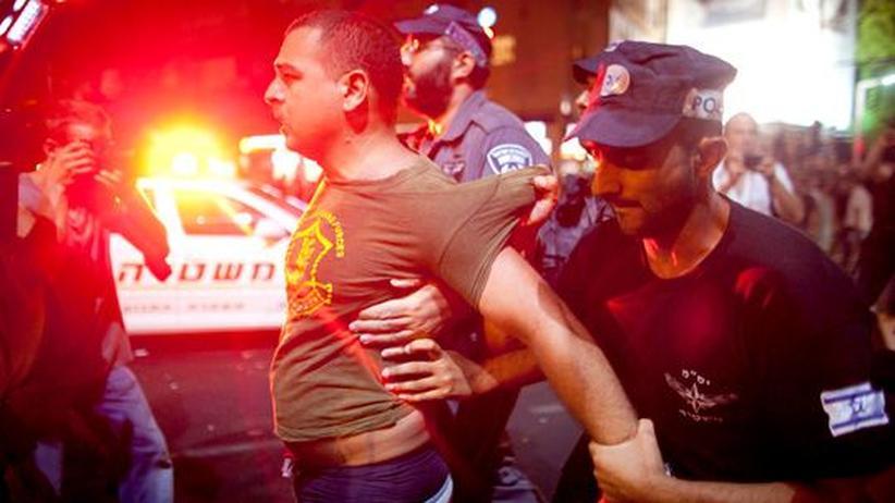 Protest: Israels schweigende Mehrheit rebelliert