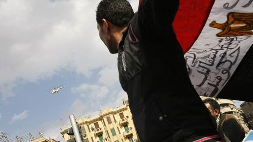 Hungerstreik: Die letzte Waffe gegen Ägyptens Militärjustiz