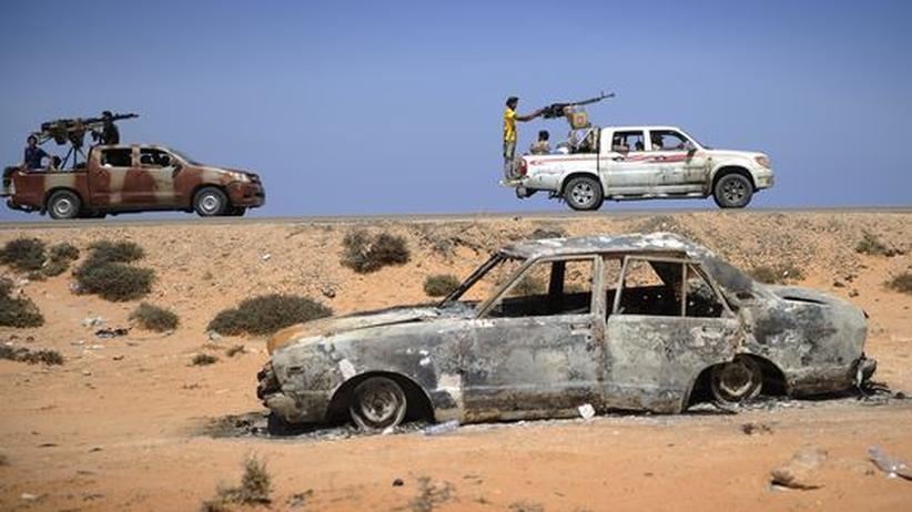 Libyen: Übergangsrat lehnt Entsendung von UN-Soldaten ab