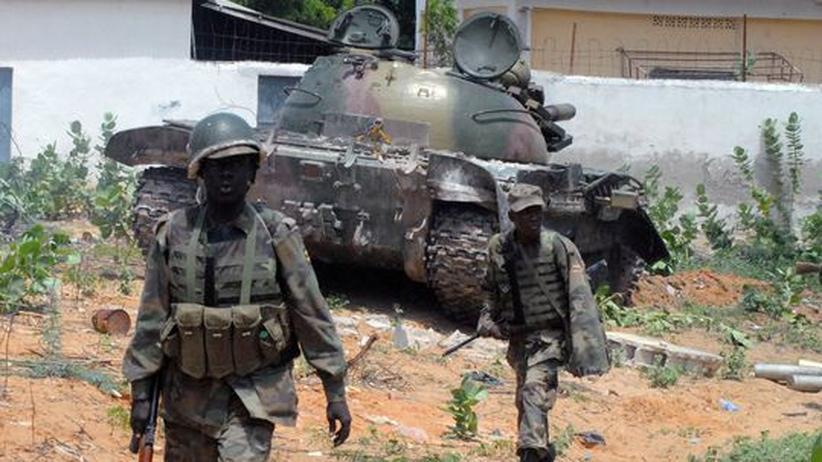 Somalia: Islamistische Rebellen verlassen Mogadischu
