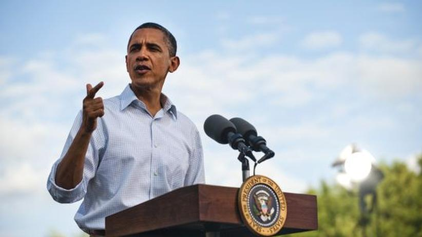 """Terrorismus: Obama warnt vor dem """"einsamen Wolf"""""""