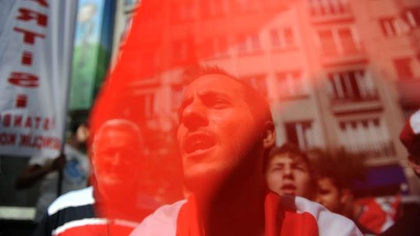 """Proteste in Syrien: """"Wir werden siegen"""""""