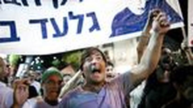 Proteste in Israel: Den Israelis reicht es jetzt