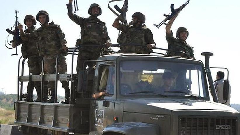"""Aufstand in Syrien: """"Die Türkei will die Iran-Syrien-Allianz schwächen"""""""