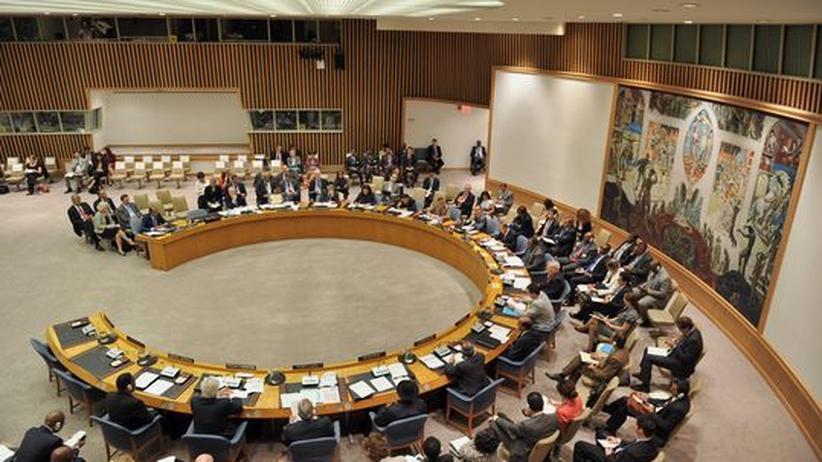 """Vereinte Nationen: UN-Sicherheitsrat spricht von """"alarmierender Eskalation"""" der Gewalt in Syrien"""