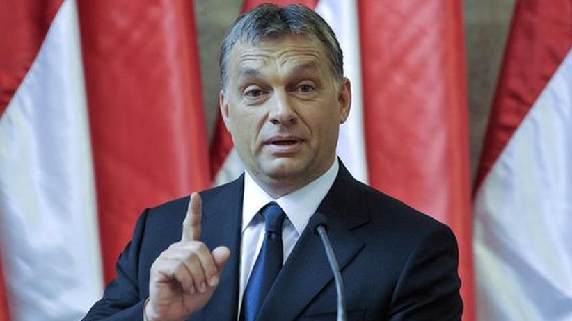 Ungarn: Ungarns Premierminister Viktor Órban