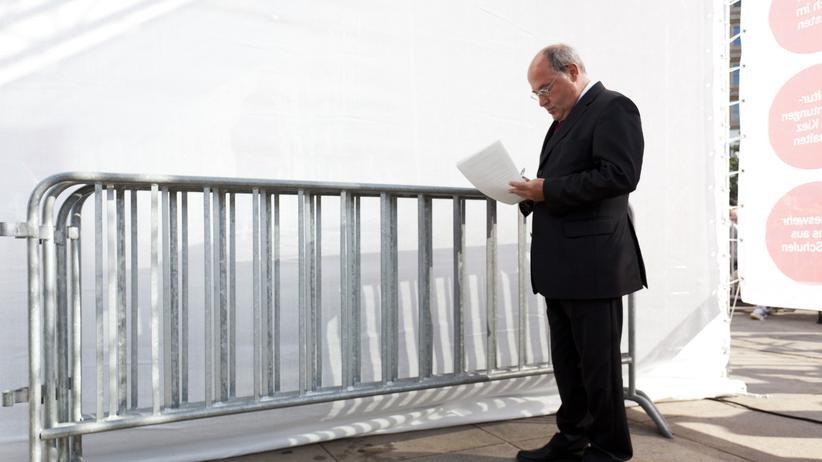 Linke: Gregor Gysi und die Trümmer seines Lebenswerks