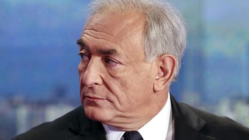 Erstes Interview nach Affäre: Strauss-Kahn räumt moralischen Fehler ein