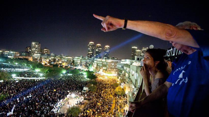 Proteste: Sie sind das neue Israel
