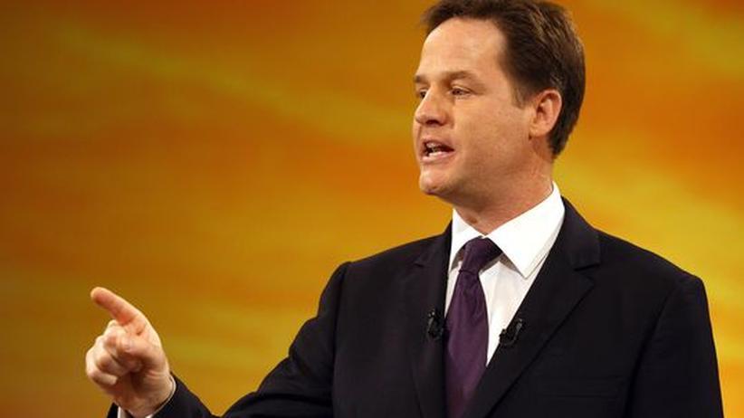 Großbritannien: Die Wiederauferstehung der britischen Liberalen