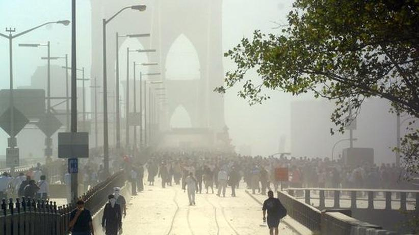 """11. September: """"Ich hatte plötzlich Angst, in ein Flugzeug zu steigen"""""""